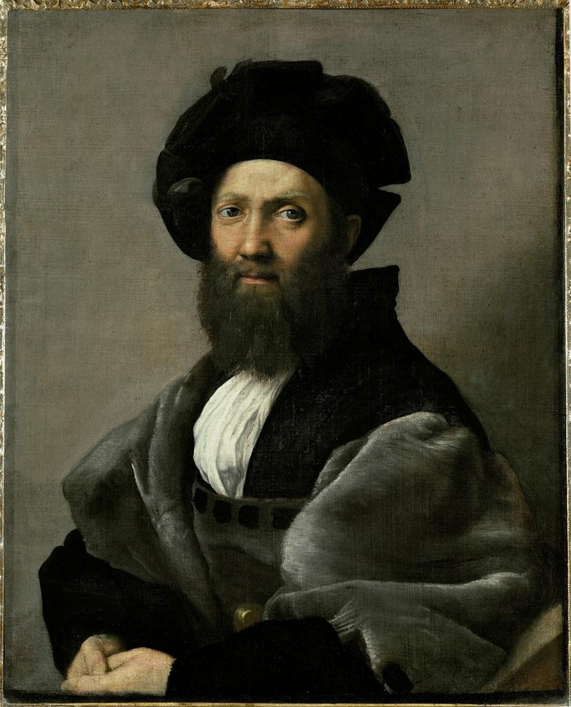 A look at raphaels portraits of his great patron pope leo x of the medici family